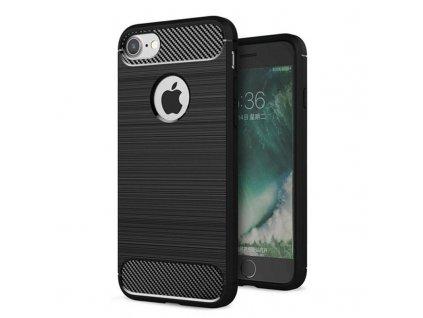 """Pouzdro Carbon Case pro iPhone 6 Plus / 6S Plus (5,5"""") černé"""