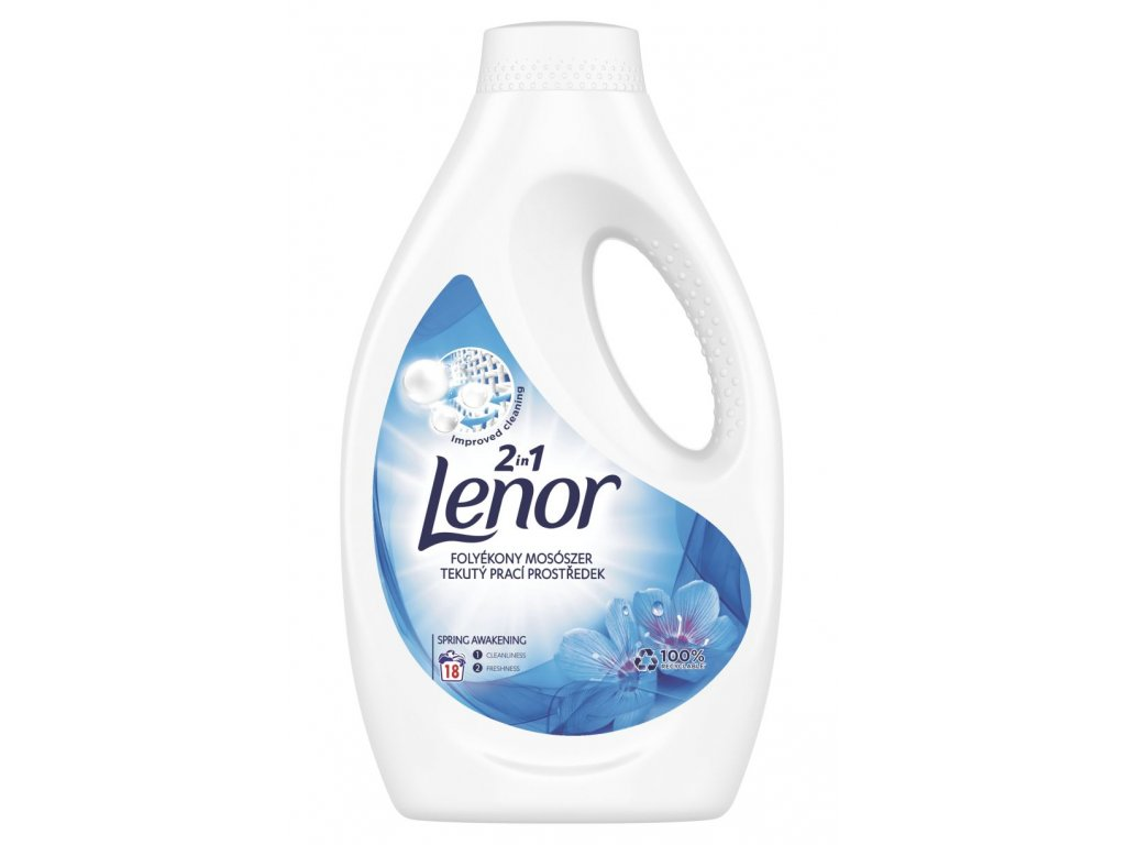 PG Lenor Spring gel 990ml