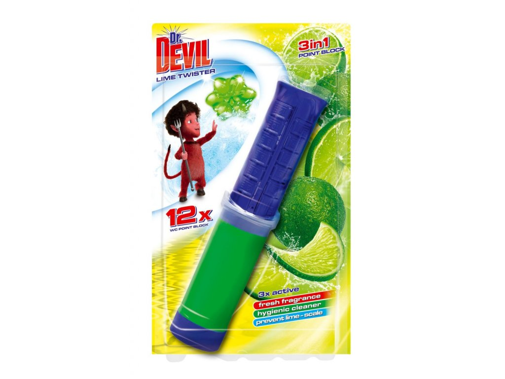 TO Dr.Dev.WC Point Block. Lime 75ml
