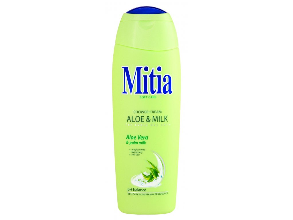 TO Mitia SG Aloe/Milk 400 ml