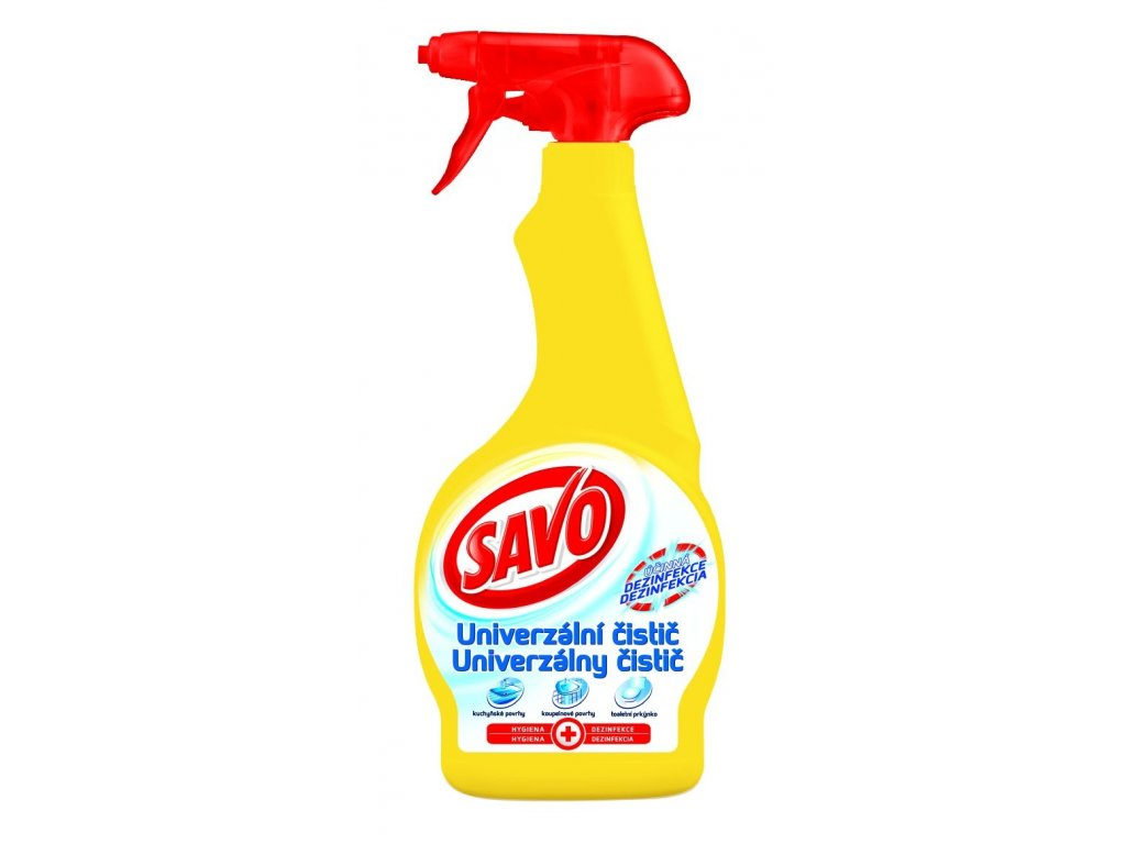 UN Savo Univerzál.dezin.spray 500 ml