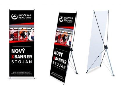 x banner jihoceska reklama