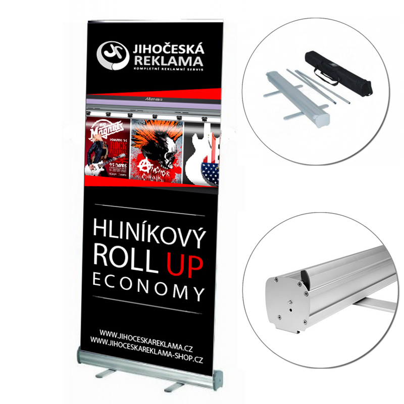 Jihočeská reklama Roll-up standard 100x200