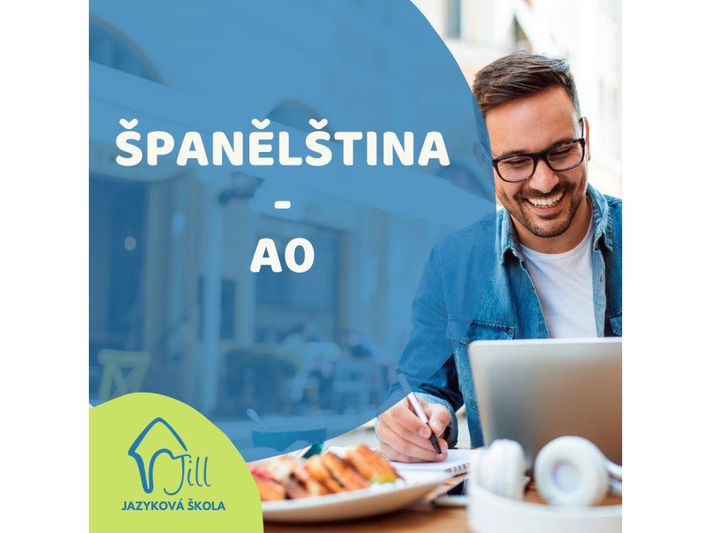On-line Španělština Úplní Začátečníci A0