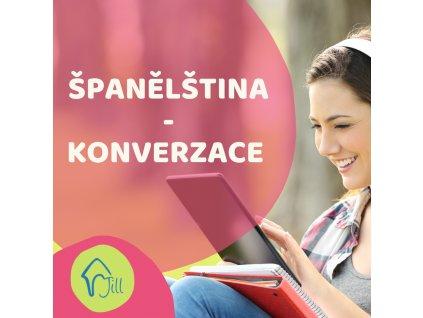 On-line Španělština Konverzace večerní