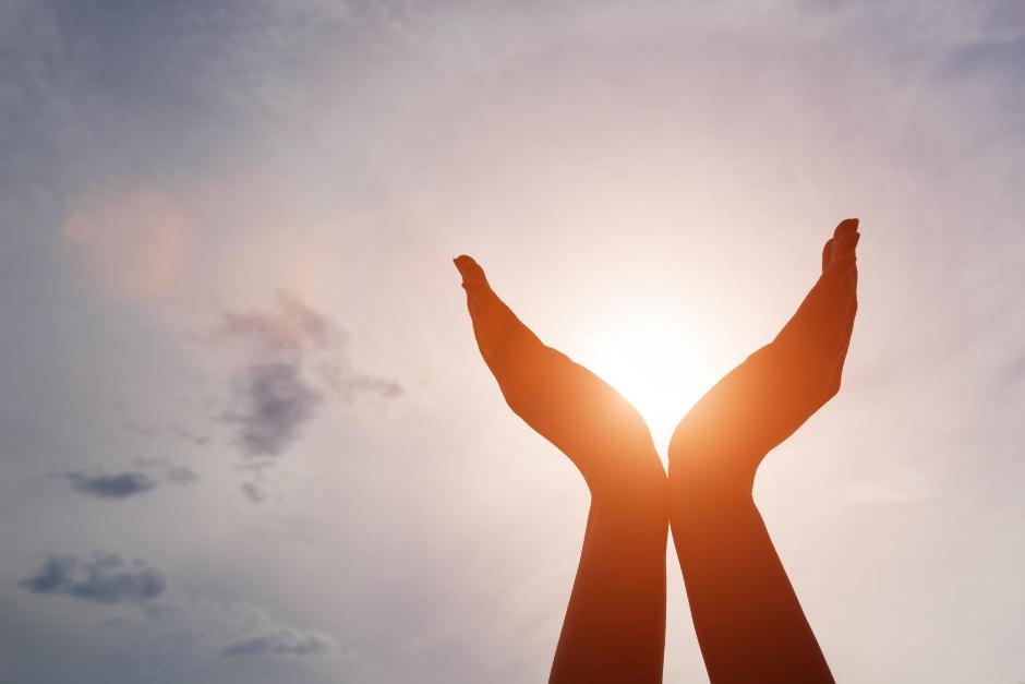 Deník vděčnosti na srpen