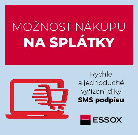 Nově možnost nákupu přes ESSOX