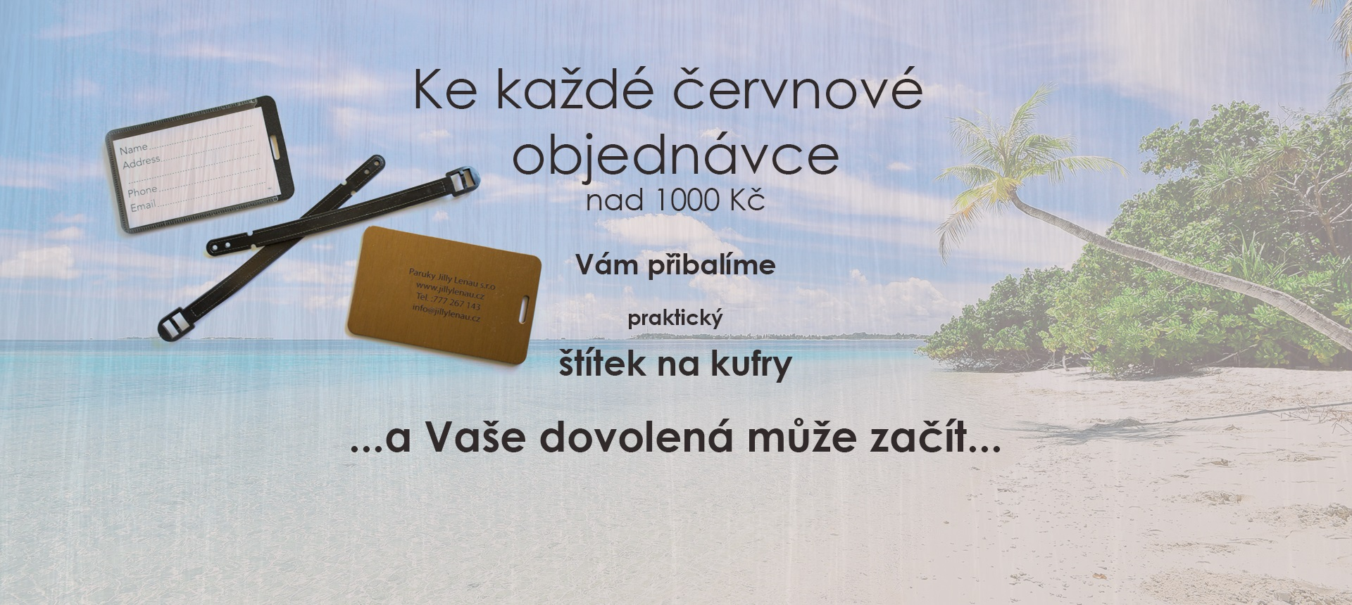 vizitka kufr