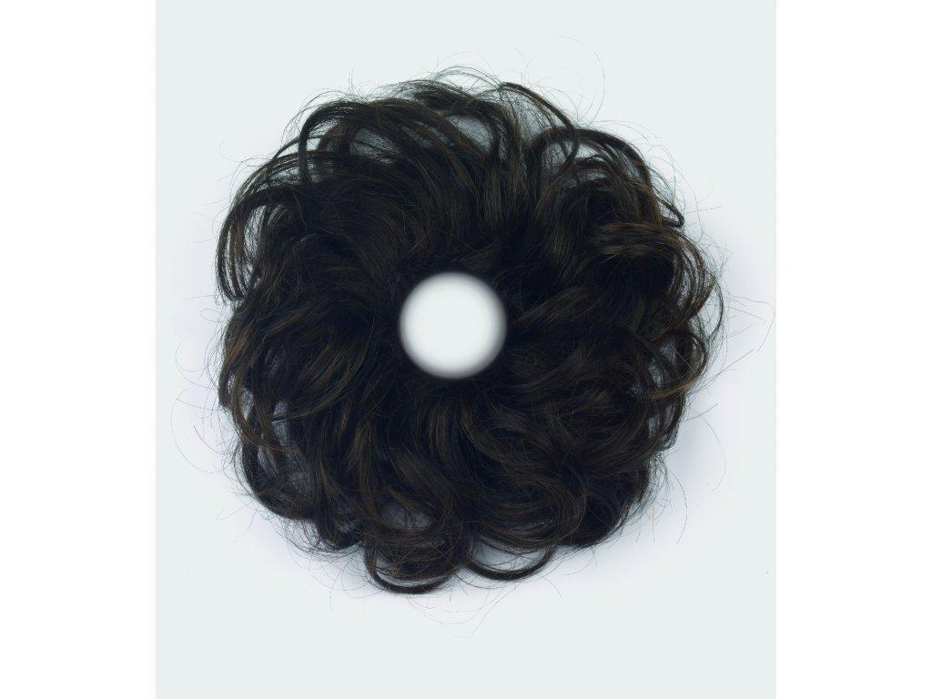 malá vlasová gumička