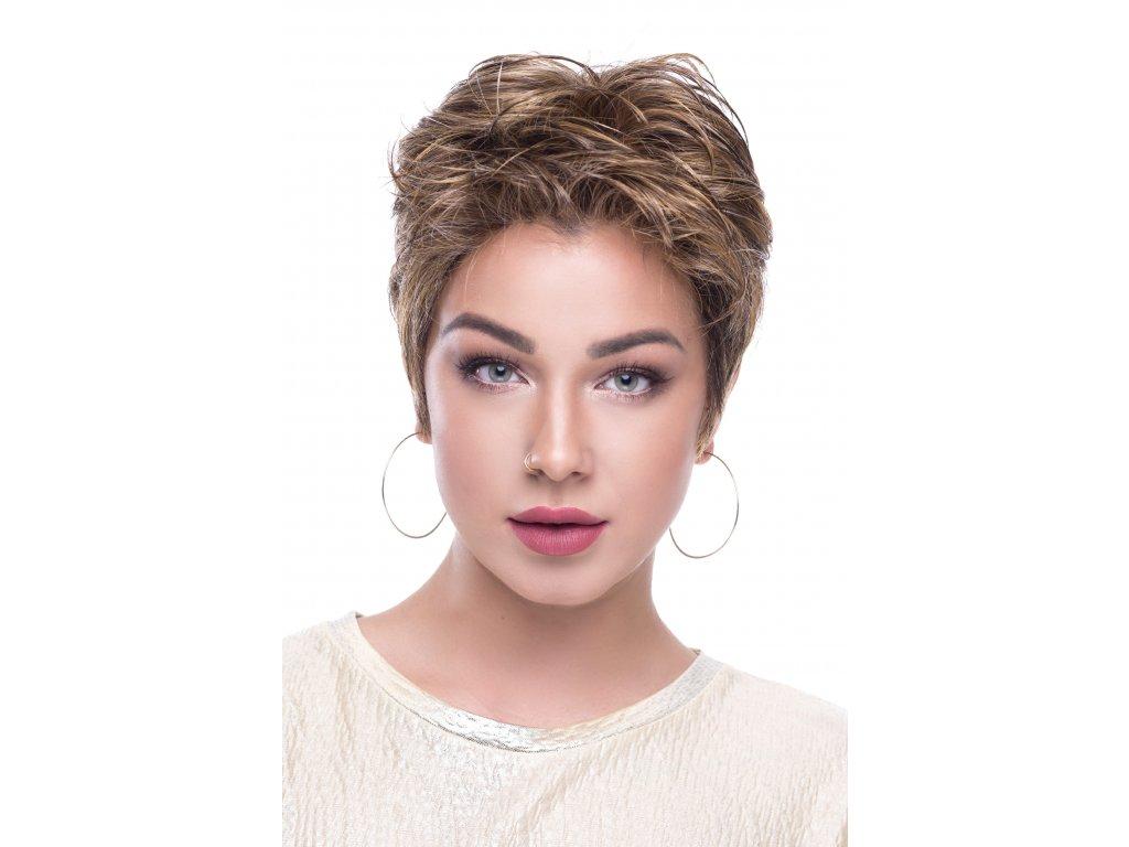 paruka bari - pravý vlas