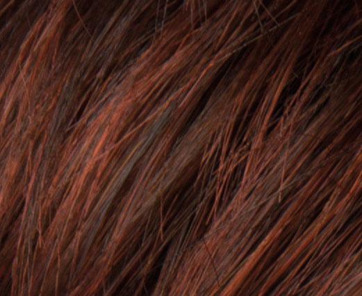 paruka Side ** Barva: auburn mix