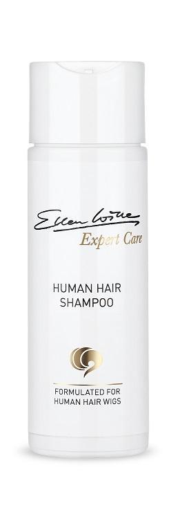 šampon na pravé vlasy