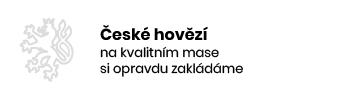 České hovězí