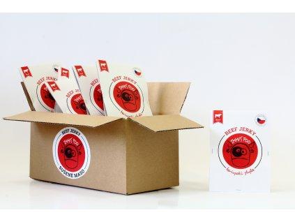 Sušené maso 25 g - teriyaki hovězí (krabice)