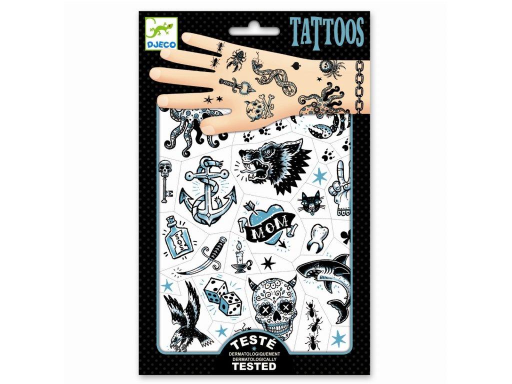 Tetování - Temný svět