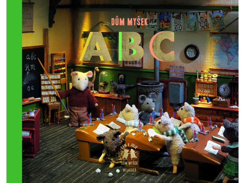 Dům myšek - ABC