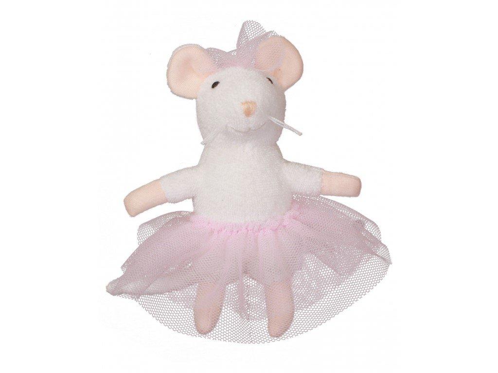 Baletka Eliška - Plyšová myška