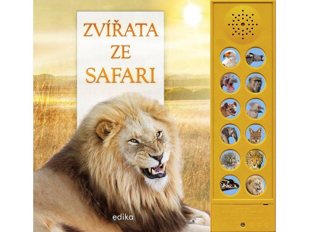 Zvířata ze safari