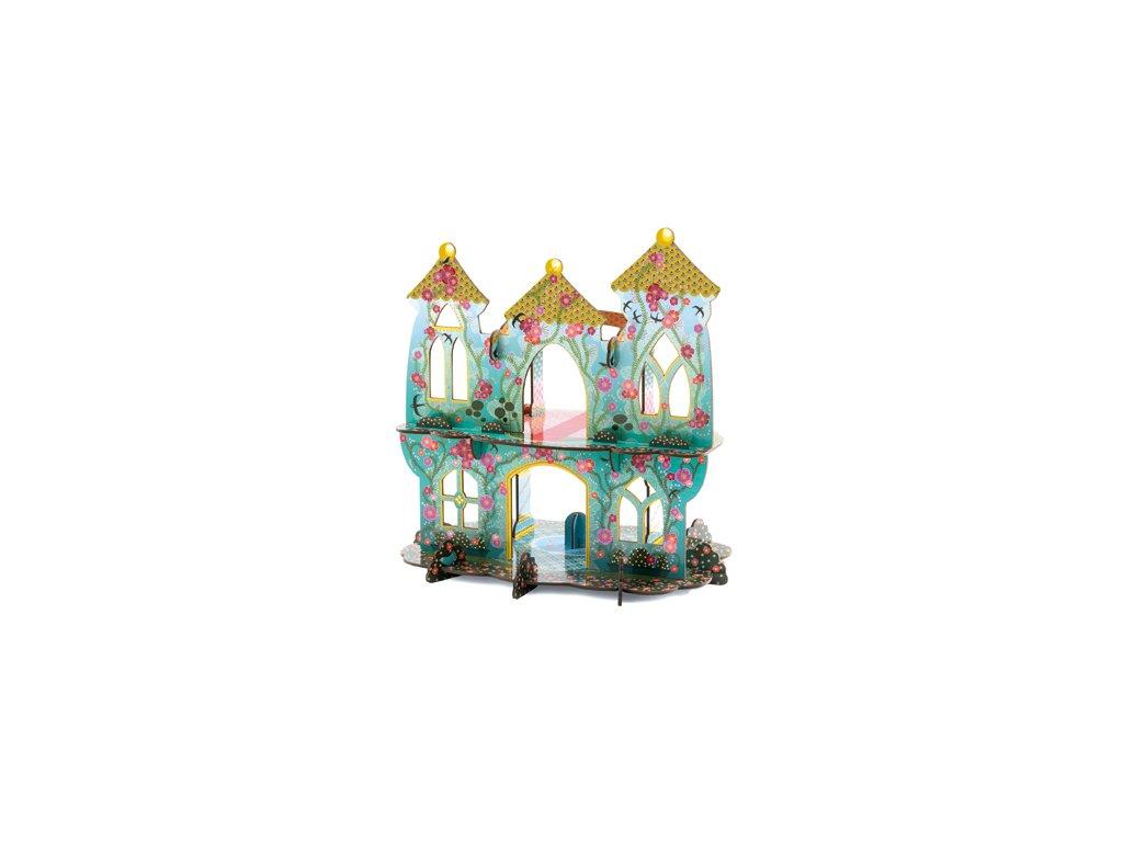 DJECO 3D skládačka - Pohádkový Palác