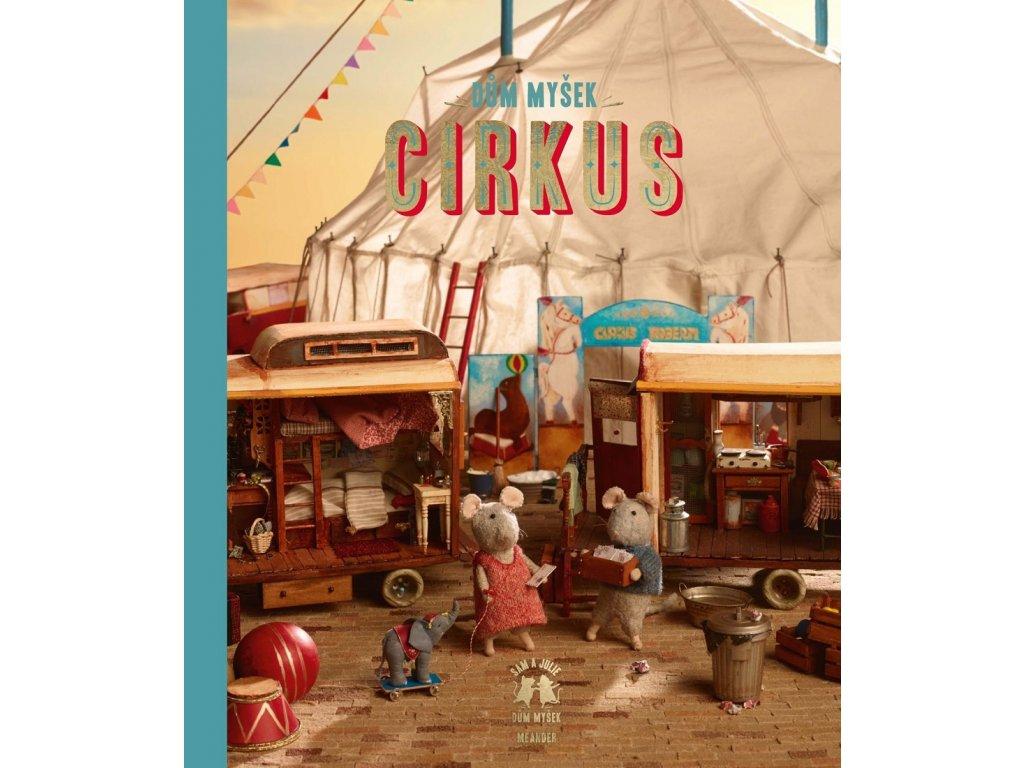 Dum mysek Sam a Julie a cirkus