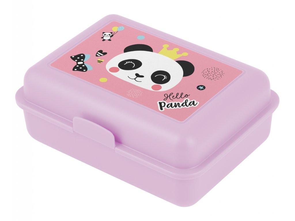 Box na svačinu Panda