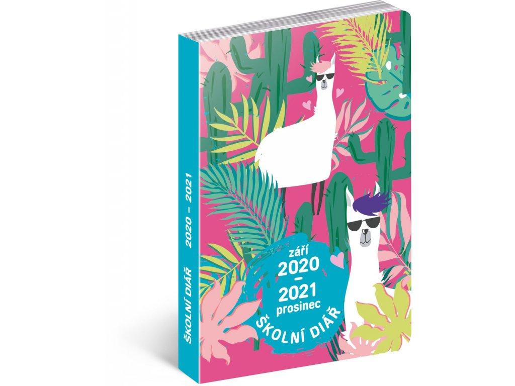 Školní diář Lamy (září 2020 – prosinec 2021)