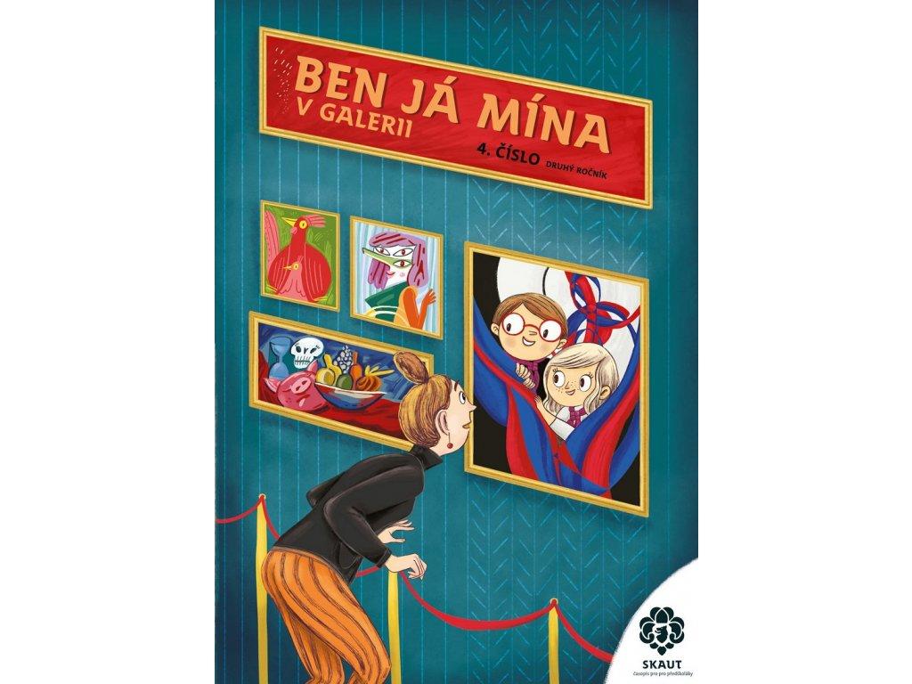 Junák Časopis Ben Já Mína v galerii
