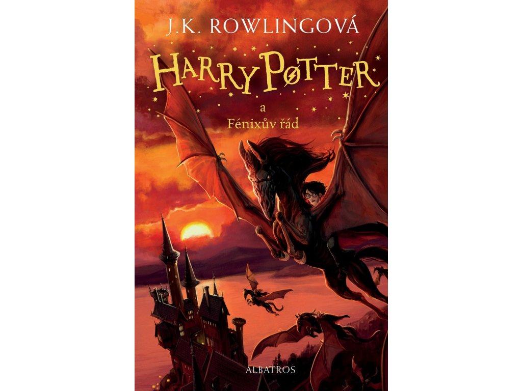 Harry Potter a Fenixuv rad