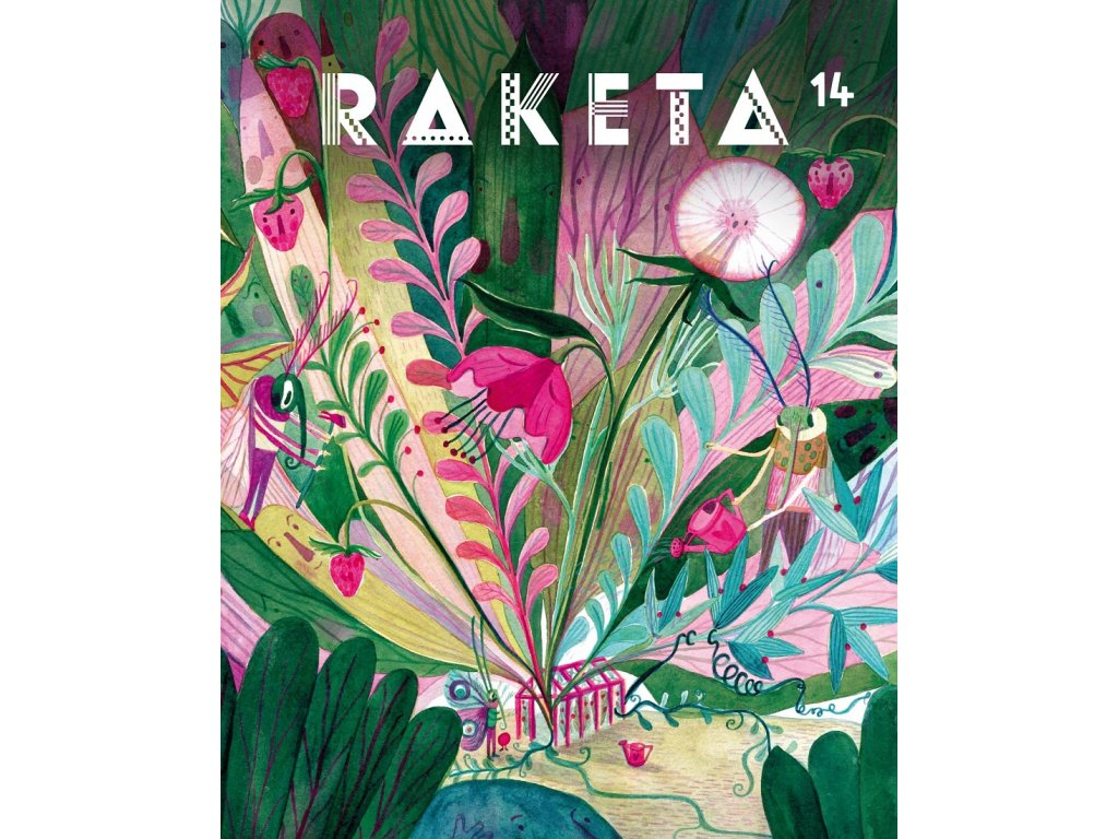 LABYRINT RAKETA č. 14 / Botanika