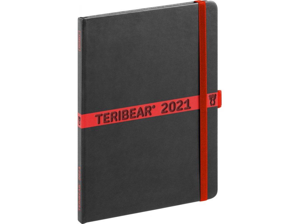 Tydenni diar Teribear 2021