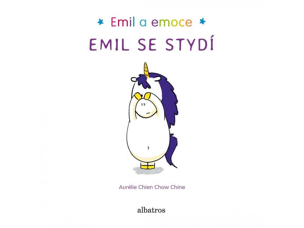 ALBATROS Emil se stydí - Aurélie Chien Chow Chine