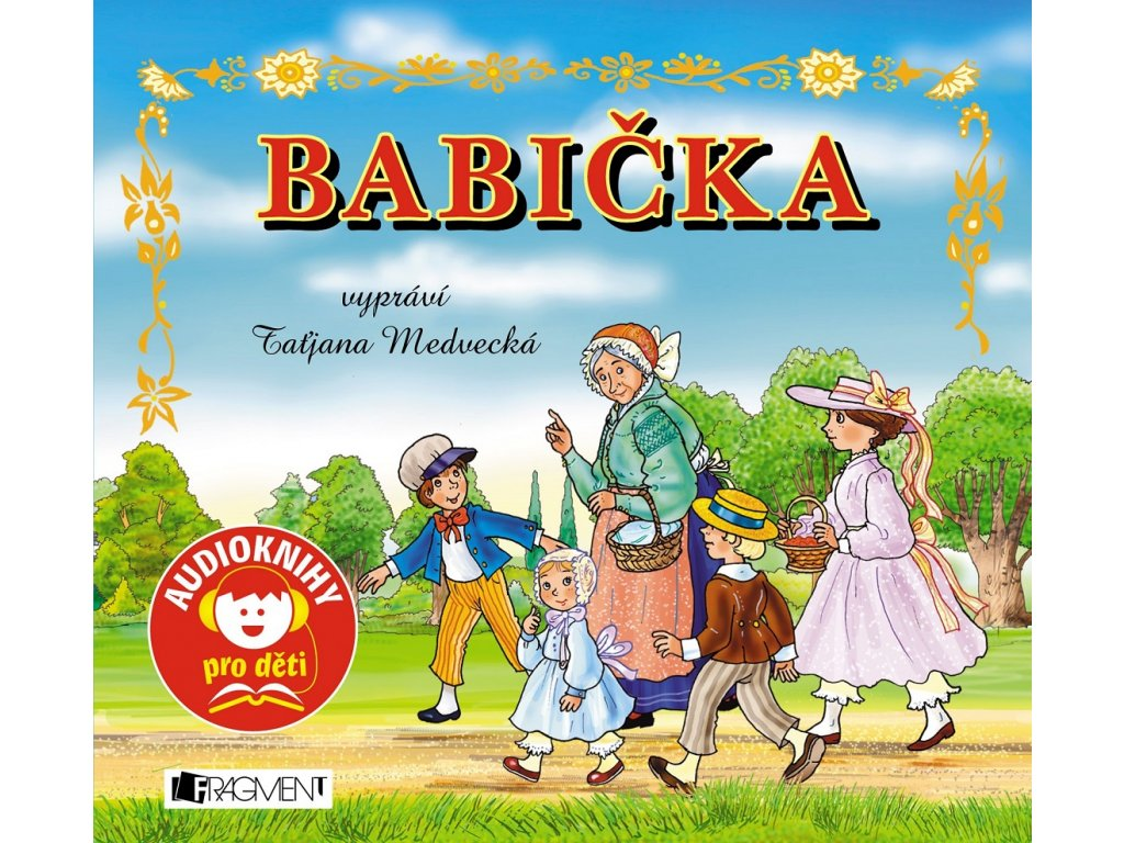 Babička (audiokniha pro děti)