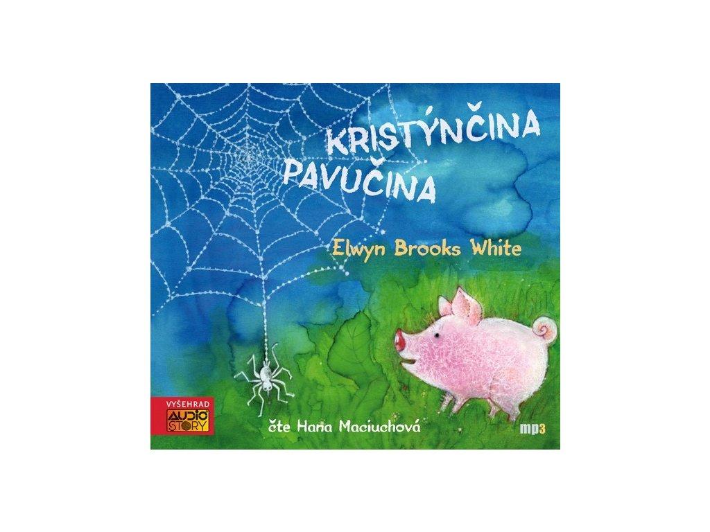 Kristýnčina pavučina (audiokniha pro děti)