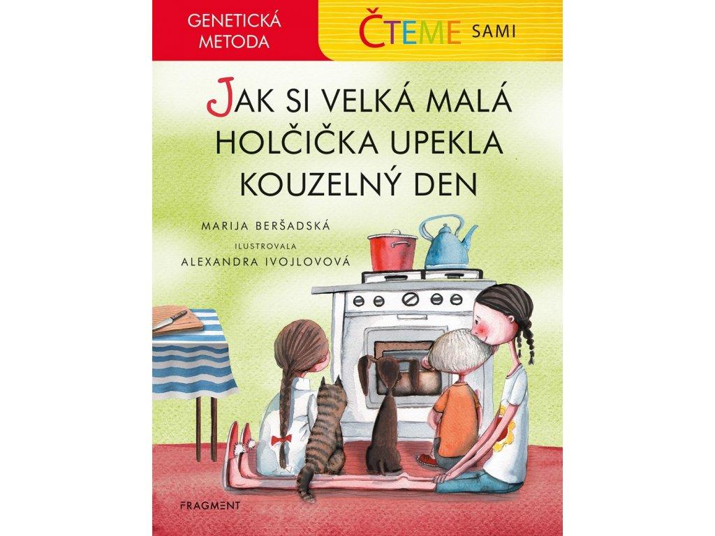 Čteme sami – genetická metoda - Jak si velká malá