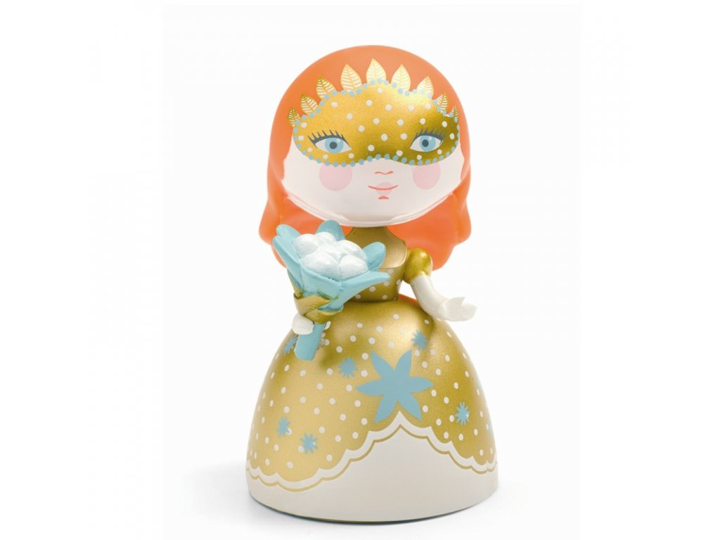 Pohyblivá figurka - Barbara