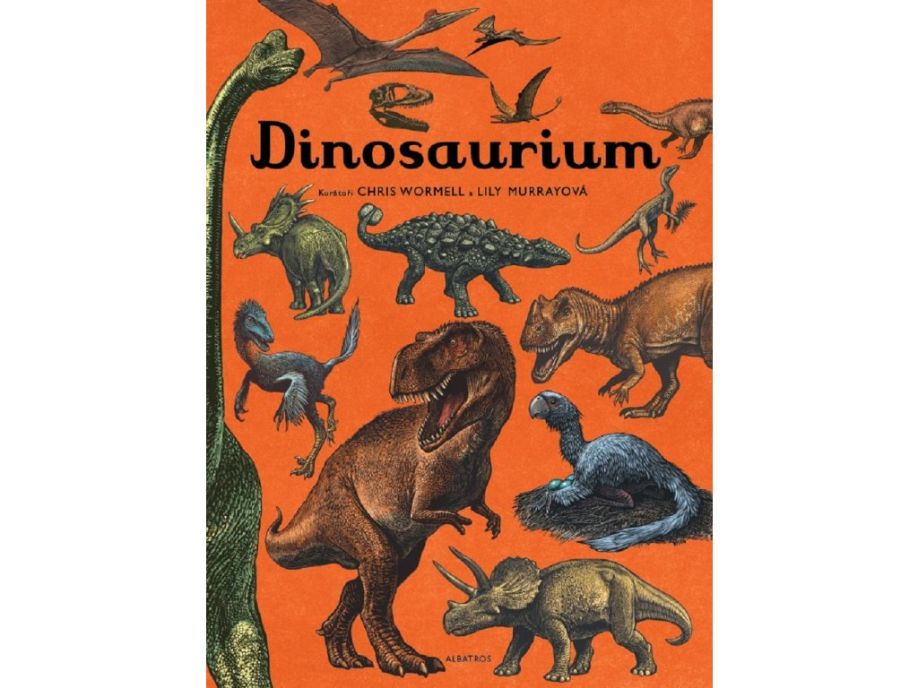 ALBATROS Dinosaurium - Lily Murray