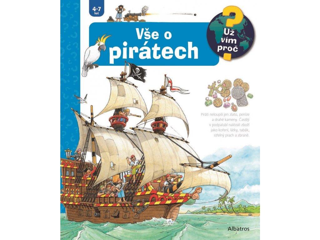 Vše o pirátech