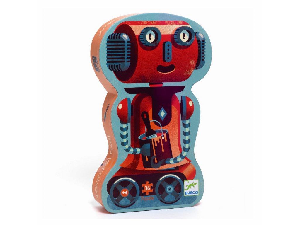 Puzzle - Robot