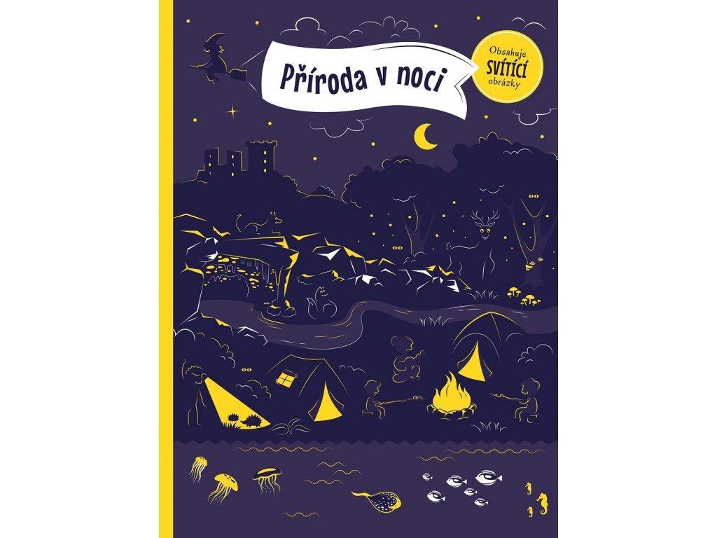 ALBATROS Příroda v noci - Petra Bartíková