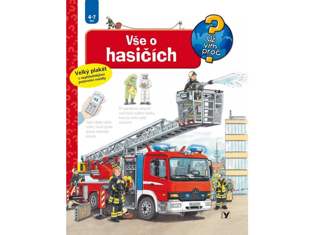 Vše o hasičích