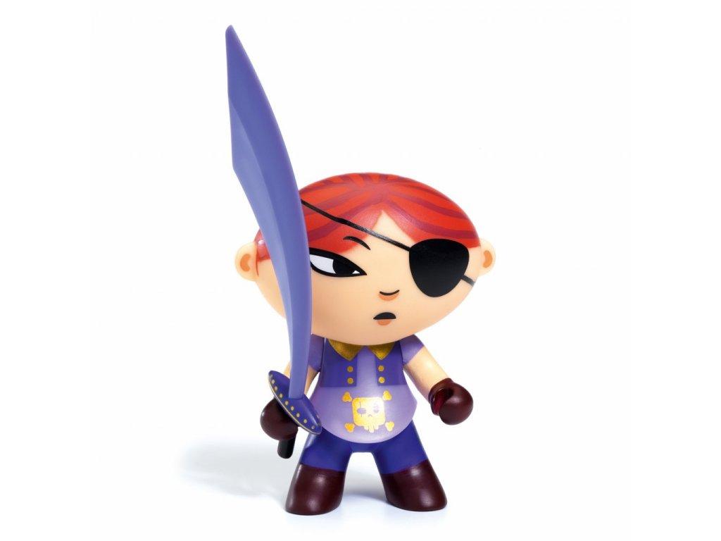 Pohyblivá figurka - Pirátka Mary Scarlet