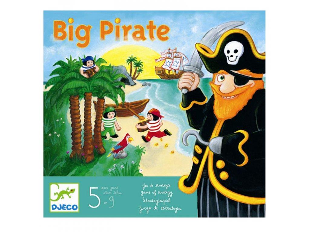 Hra - Velký pirát