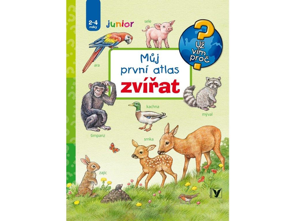 ALBATROS Můj první atlas zvířat - Anne Möllerová