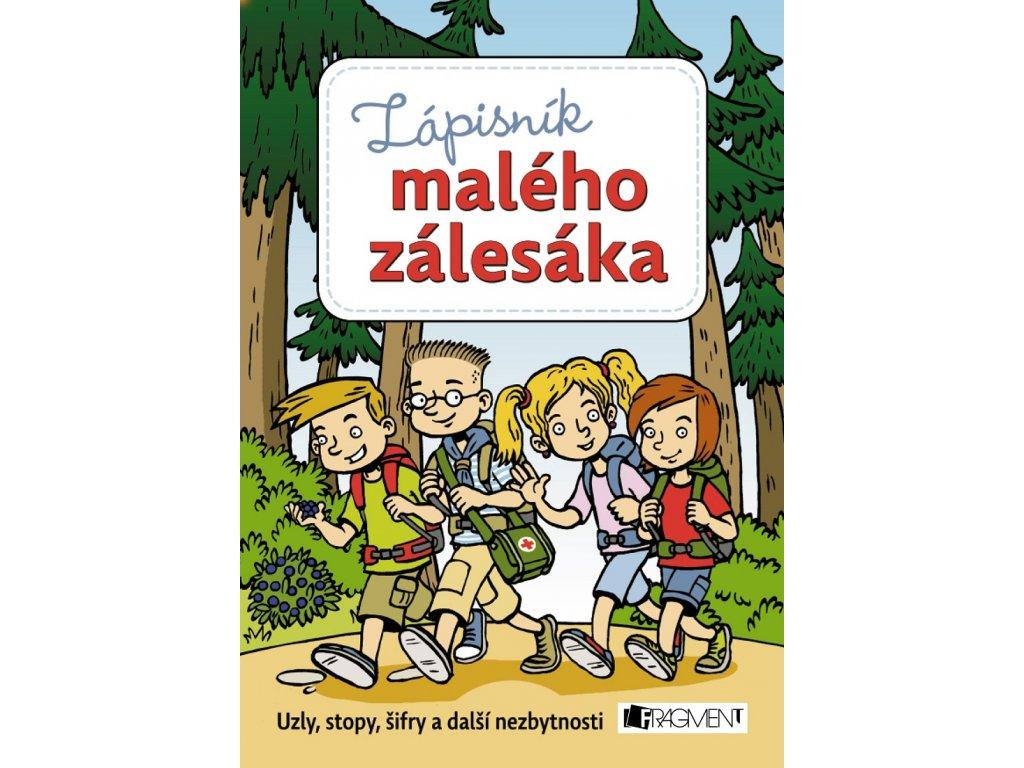 Fragment Zápisník malého zálesáka -  Zdeněk Chval, Martina Procházková, Martina Honzů