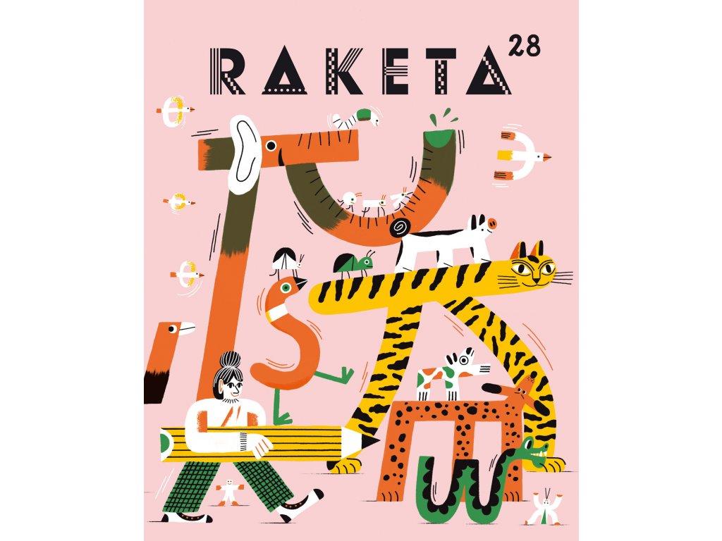 RAKETA 28 / O psaní