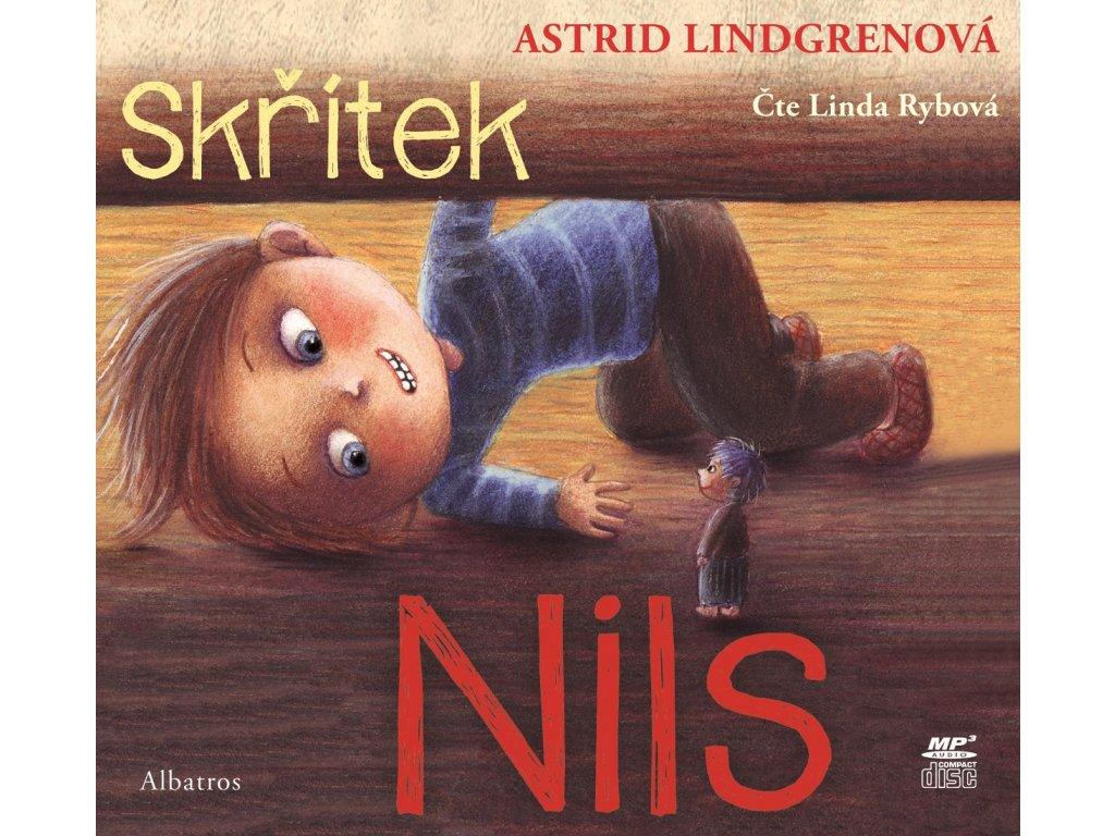 ALBATROS Skřítek Nils (audiokniha pro děti) - Astrid Lindgrenová