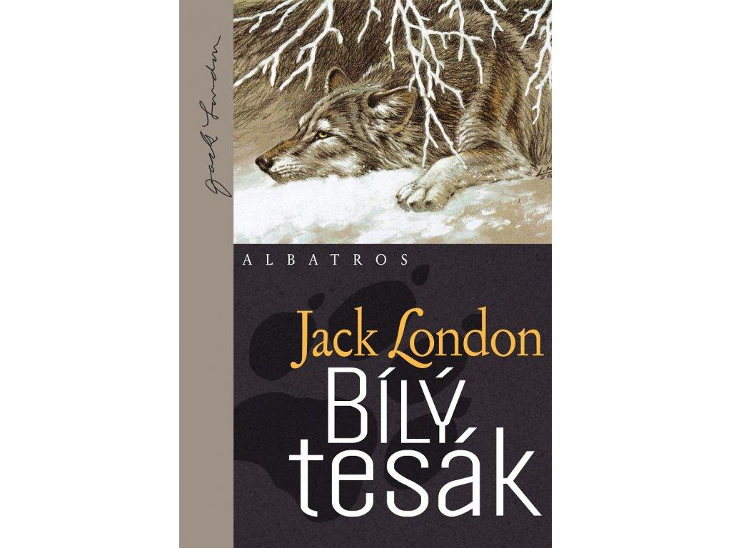 ALBATROS Bílý tesák - Jack London