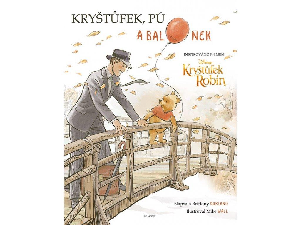 Egmont Kryštůfek, Pú a balonek - Brittany Rubiano