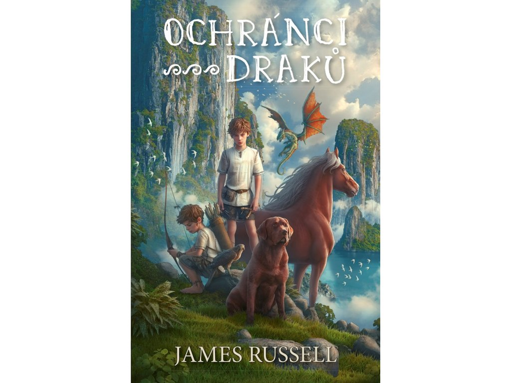 CPRESS Ochránci draků - James Russel