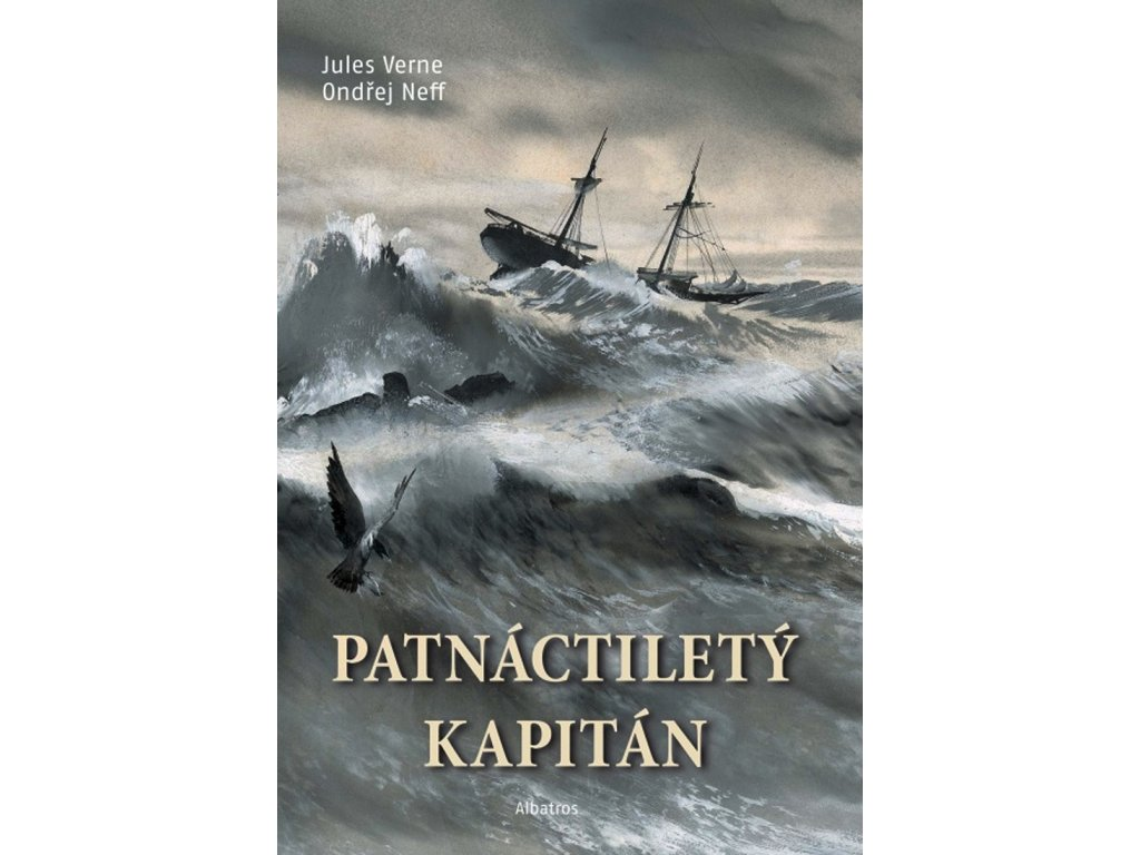 ALBATROS Patnáctiletý kapitán -  Jules Verne, Ondřej Neff